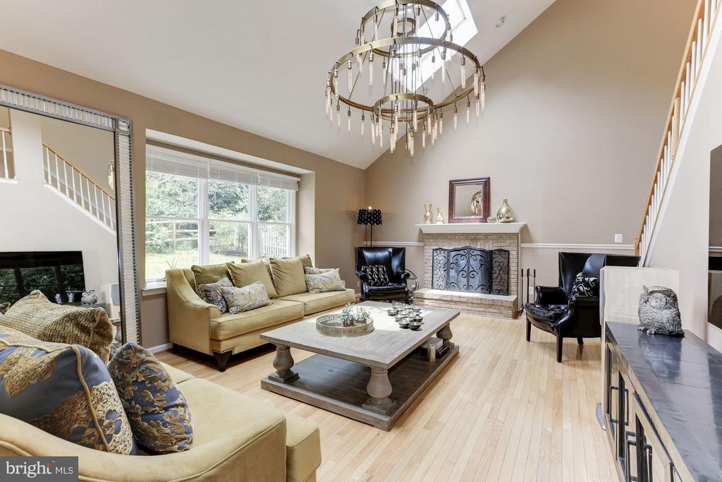 Family Room - 1312 DASHER LN, RESTON