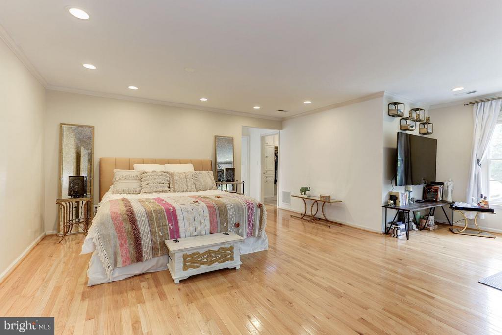 Bedroom (Master) - 1312 DASHER LN, RESTON