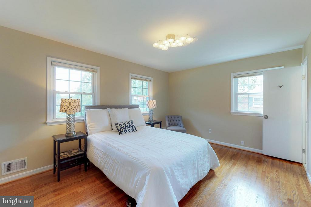 Bedroom - spacious Master - 5713 PALIN PL, ALEXANDRIA