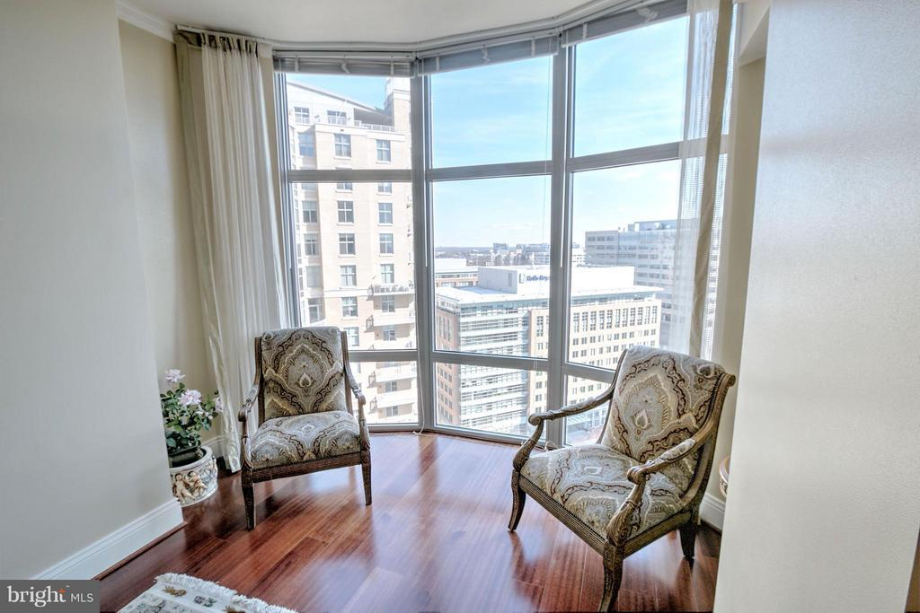 Gorgeous Bay Overlooking Reston Town Square - 11990 MARKET ST #1811, RESTON