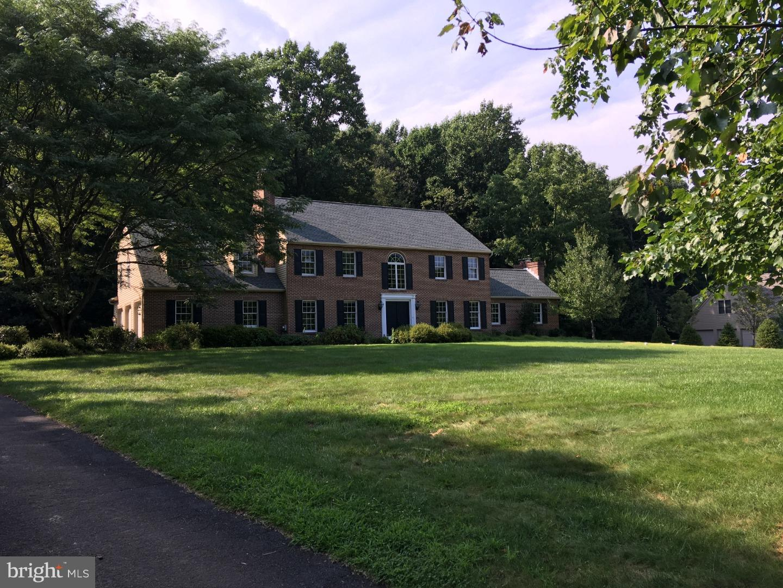 Single Family Homes 為 出租 在 Doylestown, 賓夕法尼亞州 18901 美國