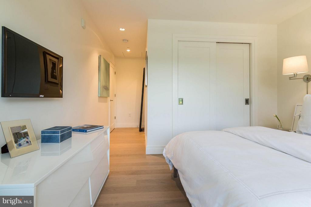 Bedroom - 2501 M ST NW #408, WASHINGTON