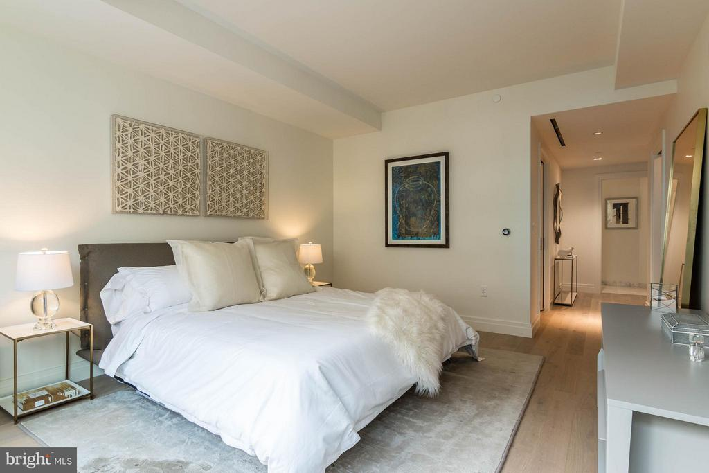 Bedroom (Master) - 2501 M ST NW #408, WASHINGTON