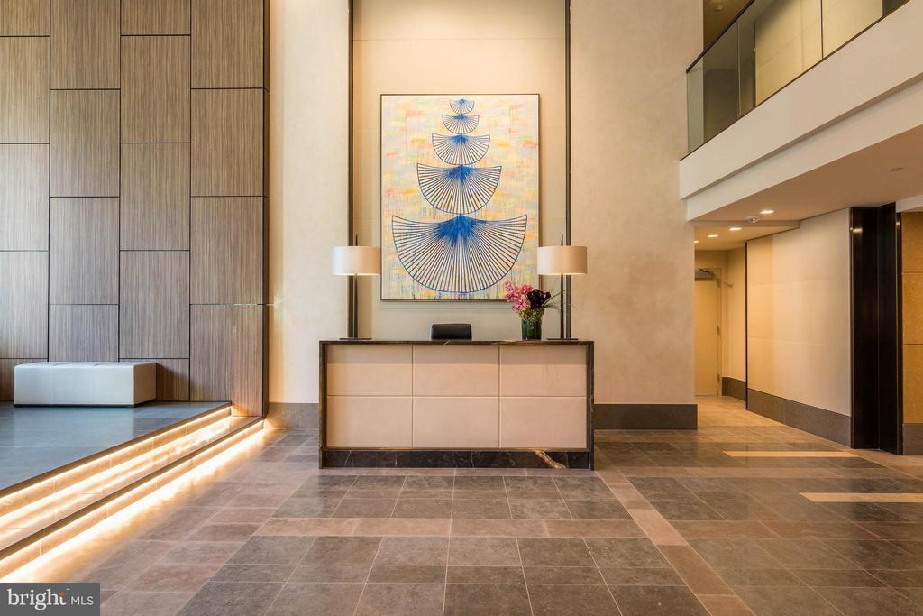 Lobby Desk - 2501 M ST NW #411, WASHINGTON