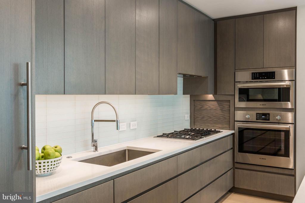 Kitchen - 2501 M ST NW #408, WASHINGTON