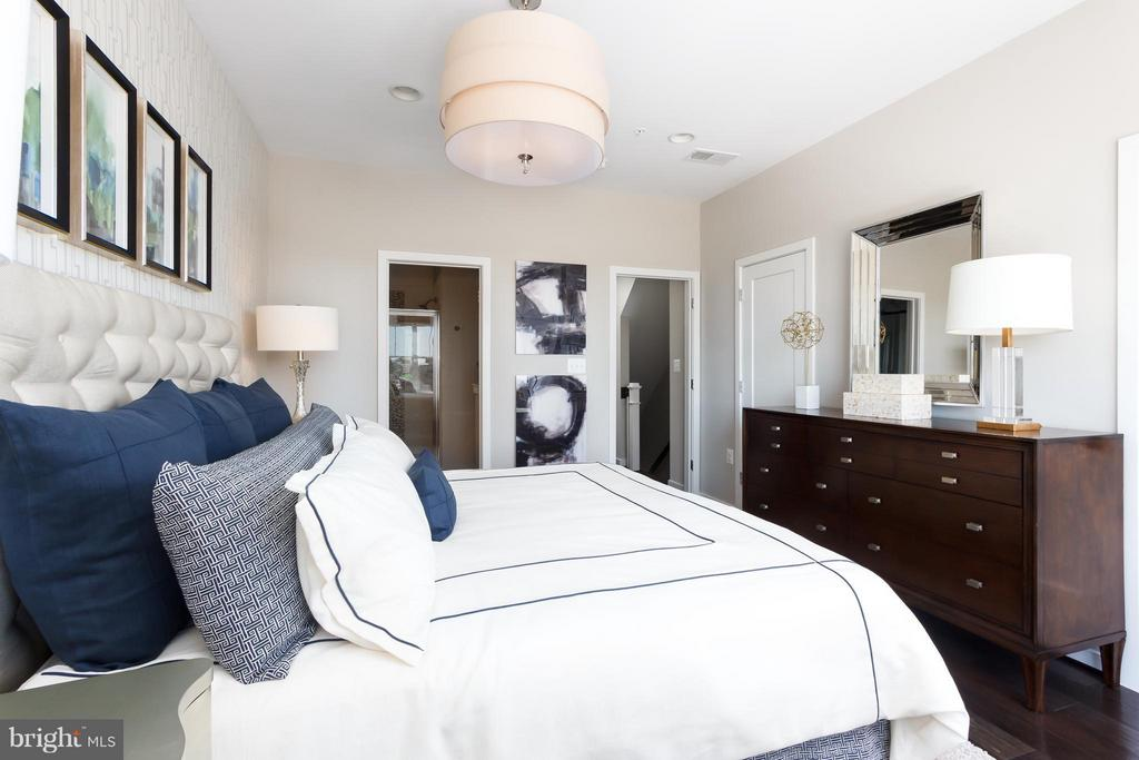 Bedroom (Master) - 22961 NATURAL SPRINGS TER #LOT 5450, ASHBURN