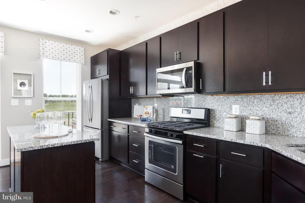 Kitchen - 22961 NATURAL SPRINGS TER #LOT 5450, ASHBURN