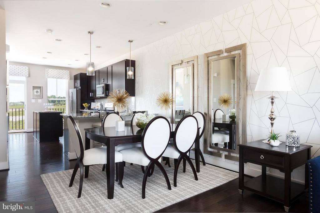 Dining Room - 22961 NATURAL SPRINGS TER #LOT 5450, ASHBURN