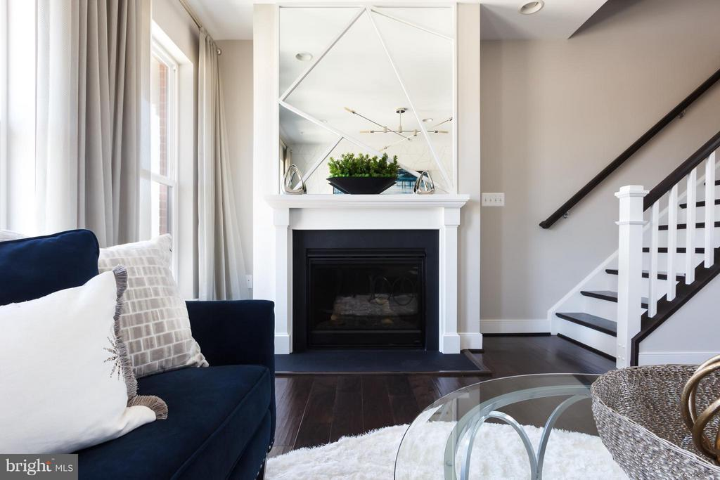 Living Room - 22961 NATURAL SPRINGS TER #LOT 5450, ASHBURN