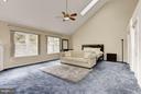 Bedroom (Master) - 12493 LUCAS DR, FAIRFAX