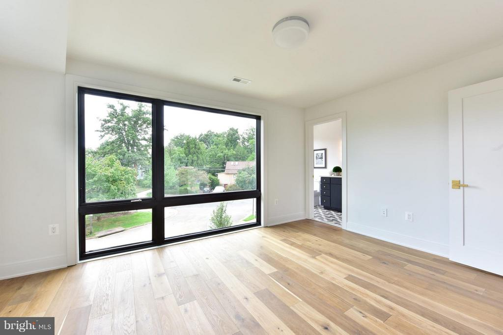 Fabulous views from the second floor bedroom - 2829 1ST RD N, ARLINGTON