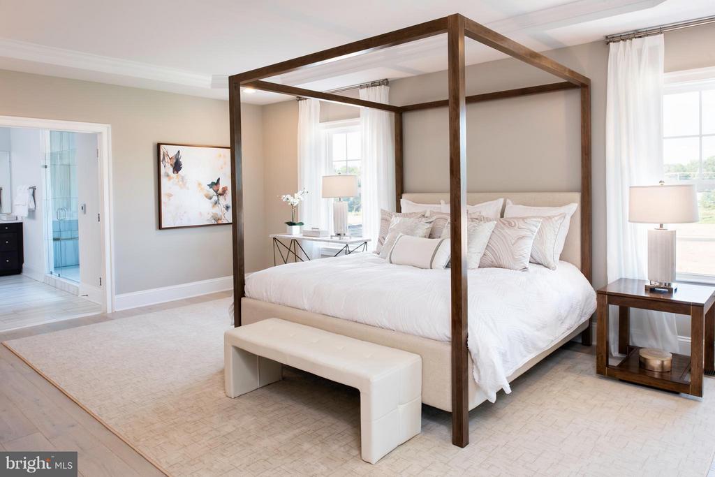 Bedroom (Master) - 11858 BOSCOBEL CT, HERNDON