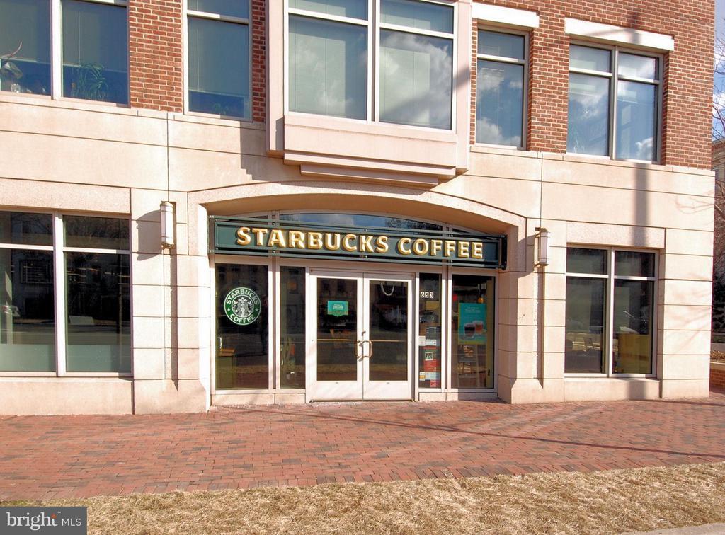 Starbucks - 112 CAMERON MEWS, ALEXANDRIA