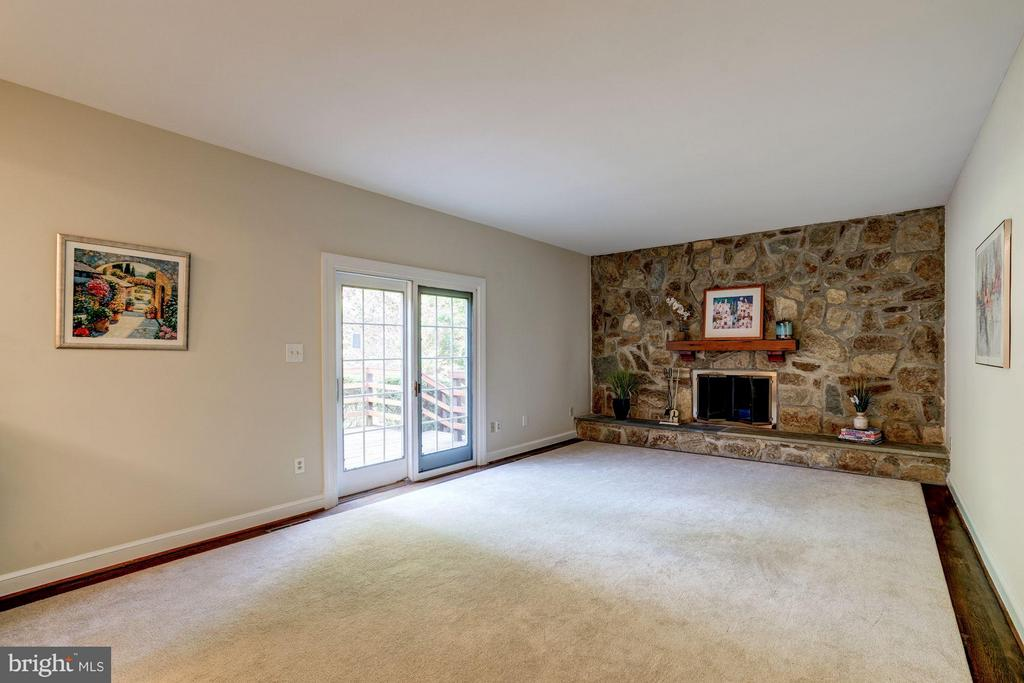 Family Room - 1406 SOUTHWIND CT, VIENNA