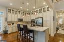 Amazing kitchen.. - 17041 SILVER ARROW DR, DUMFRIES