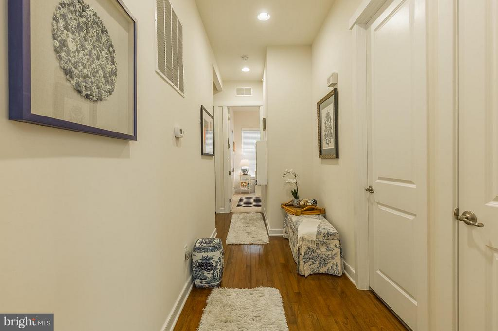 Let's head to the Master Bedroom on the main floor - 17041 SILVER ARROW DR, DUMFRIES