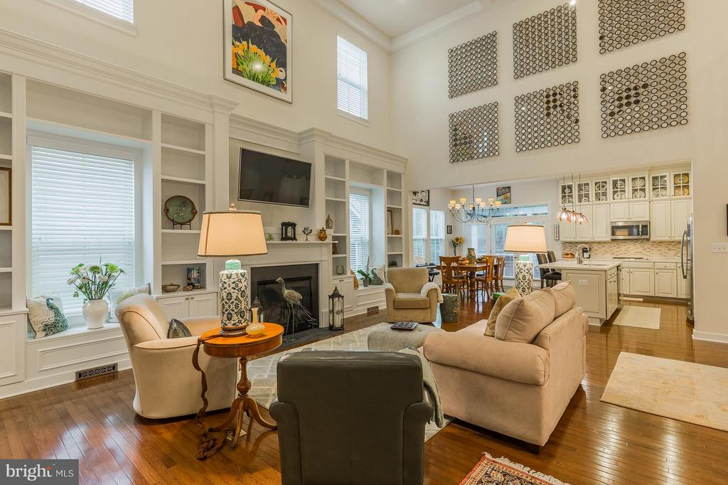Grand Room is breathtaking... - 17041 SILVER ARROW DR, DUMFRIES