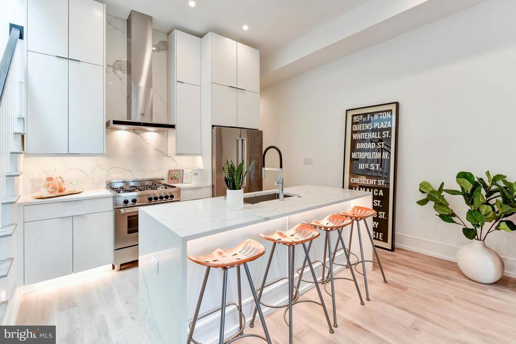 Kitchen - 1524 18TH ST NW #PENTHOUSE, WASHINGTON