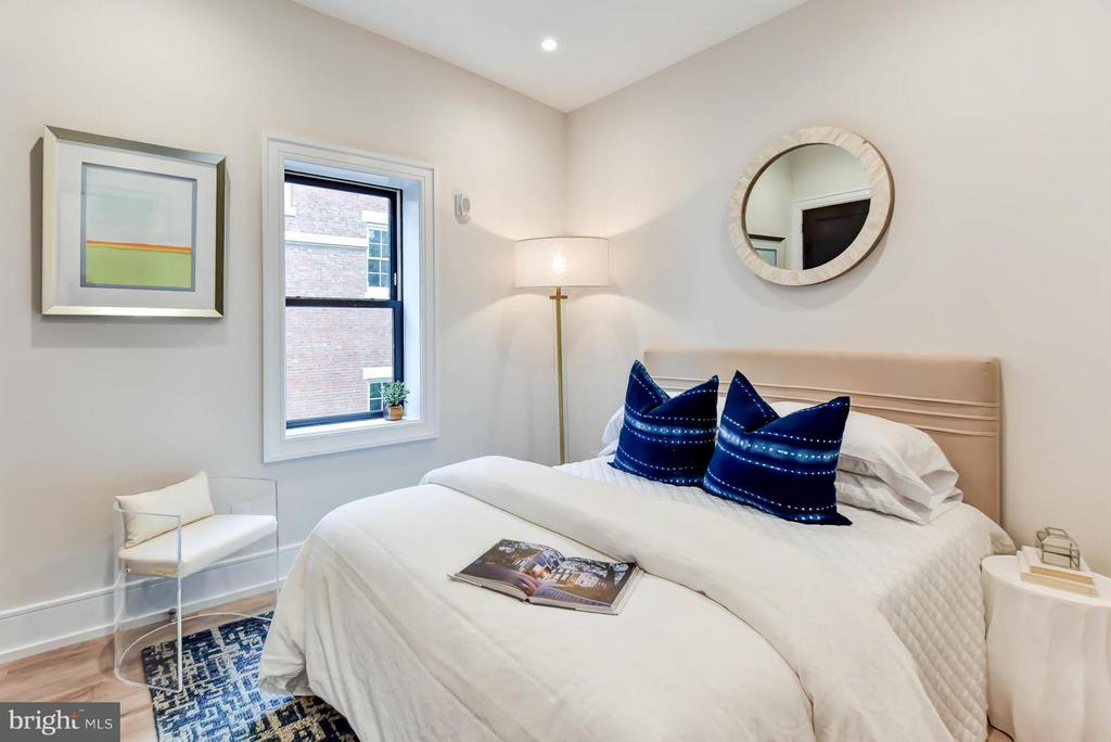 Guest Bedroom - 1524 18TH ST NW #PENTHOUSE, WASHINGTON