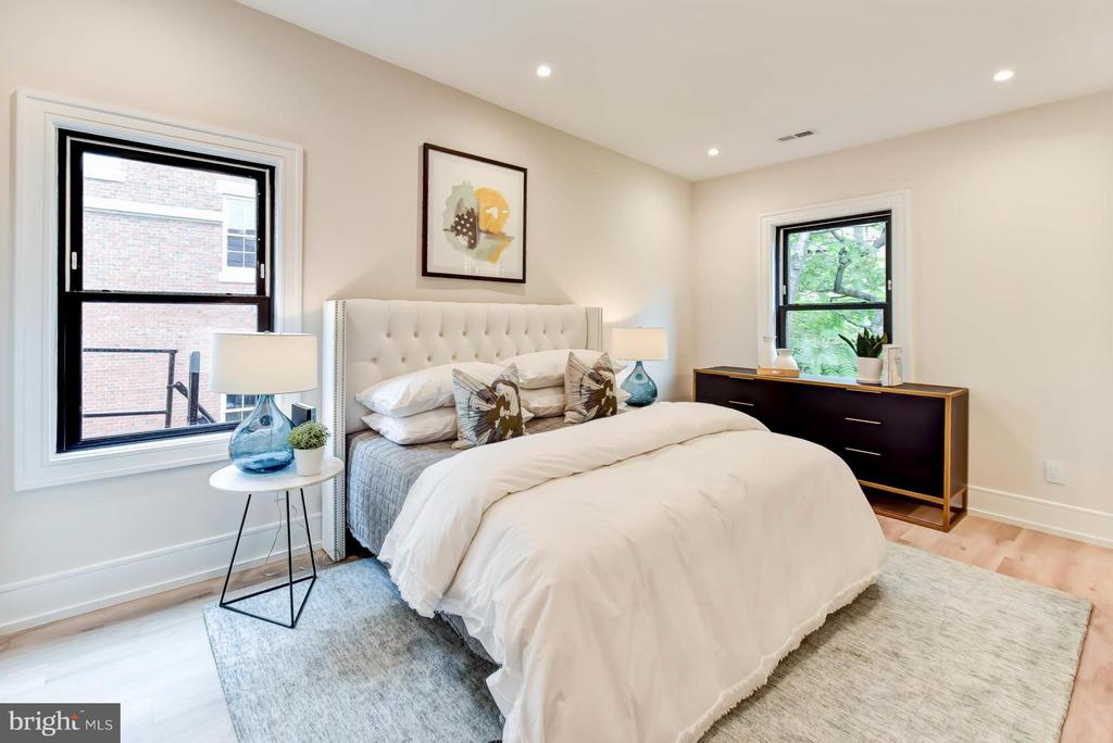 Bedroom (Master) - 1524 18TH ST NW #7, WASHINGTON