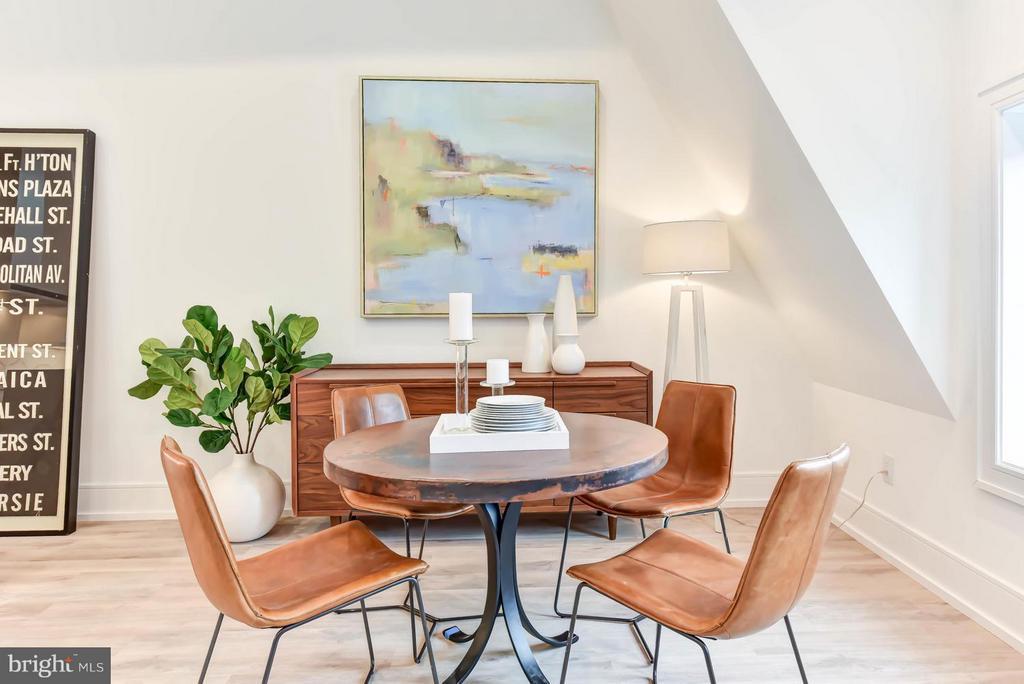 Dining Room - 1524 18TH ST NW #PENTHOUSE, WASHINGTON