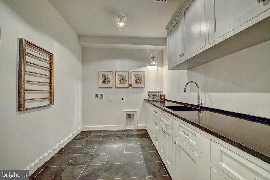 Upper Level Laundry Room - 8621 MCHENRY ST, VIENNA