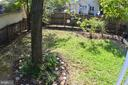Two raised organic garden beds. - 3804 14TH ST N, ARLINGTON