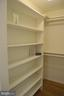 Large walk-in closet a must see! - 3804 14TH ST N, ARLINGTON