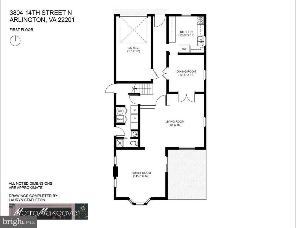 First Floor - 3804 14TH ST N, ARLINGTON
