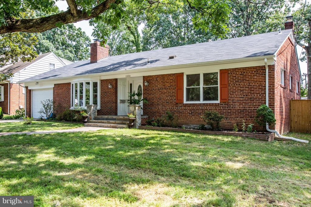 1100  BEVERLEY DRIVE 22302 - One of Alexandria Homes for Sale
