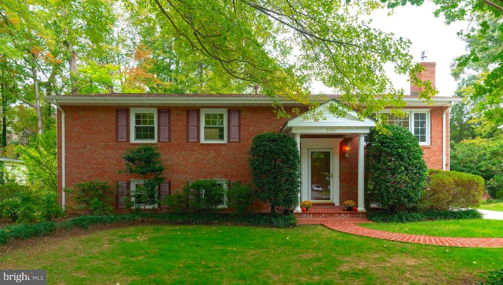 6406  RIVINGTON ROAD 22152 - One of Springfield Homes for Sale