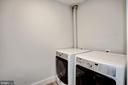 Laundry with additional storage - 210 P ST NW #UNIT #3, WASHINGTON