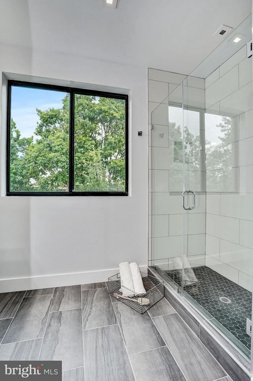Master Bath Shower - 210 P ST NW #UNIT #3, WASHINGTON