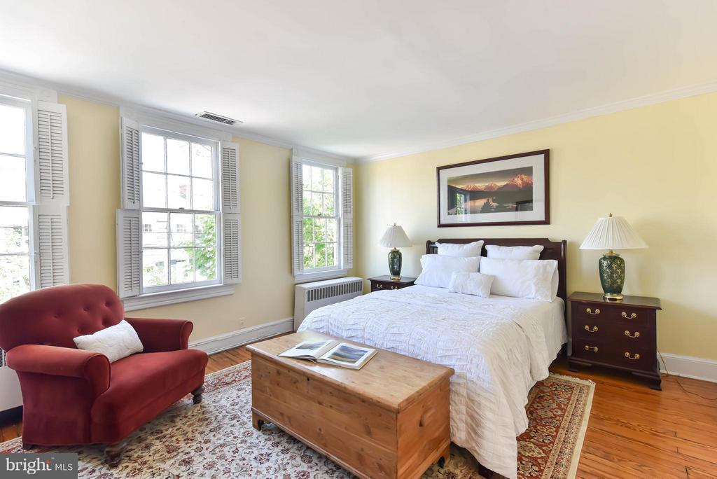 A sizable master suite flooded with natural light - 727 LEE ST S, ALEXANDRIA
