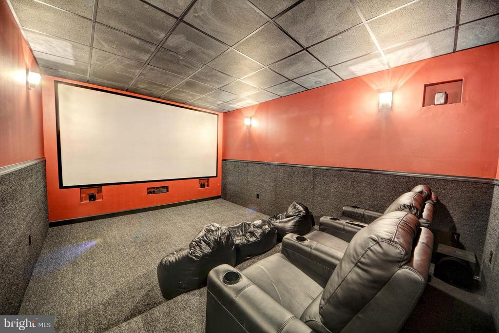 Theater Room - 7480 DON RD, MINERAL