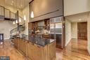 High end appliances & granite counter/table - 1600 CLARENDON BLVD #W301, ARLINGTON