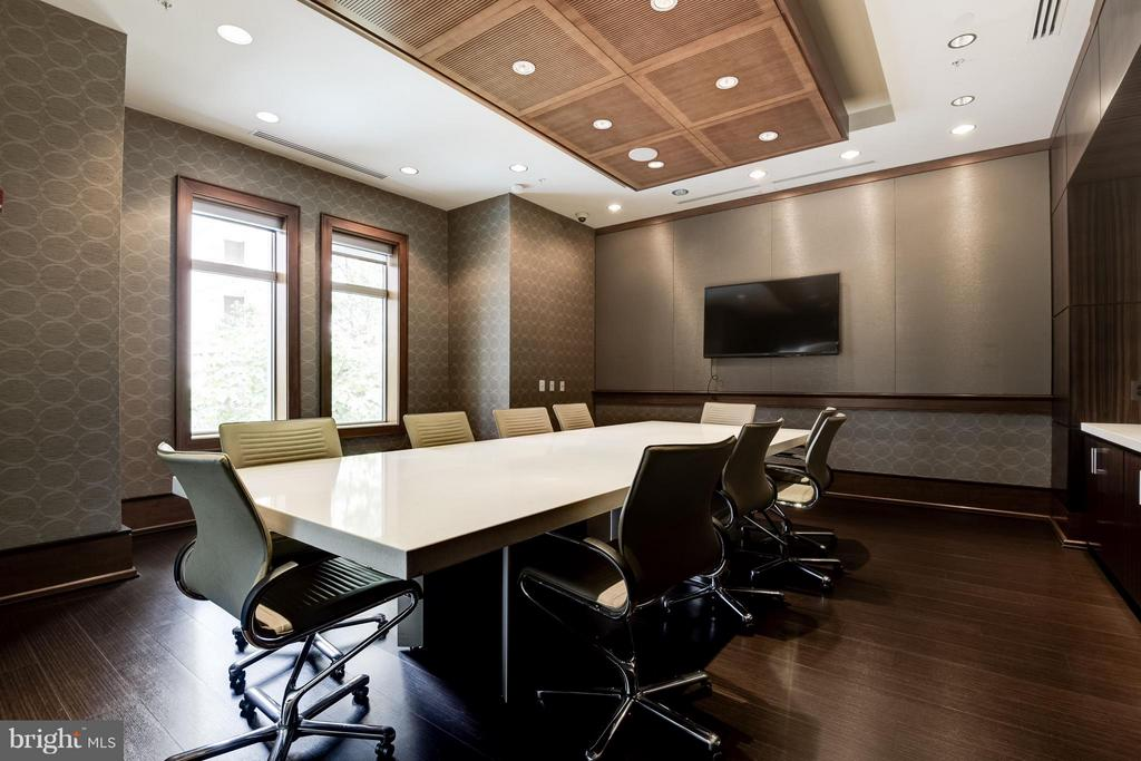 Professional conference room-work at home - 11990 MARKET ST #405, RESTON