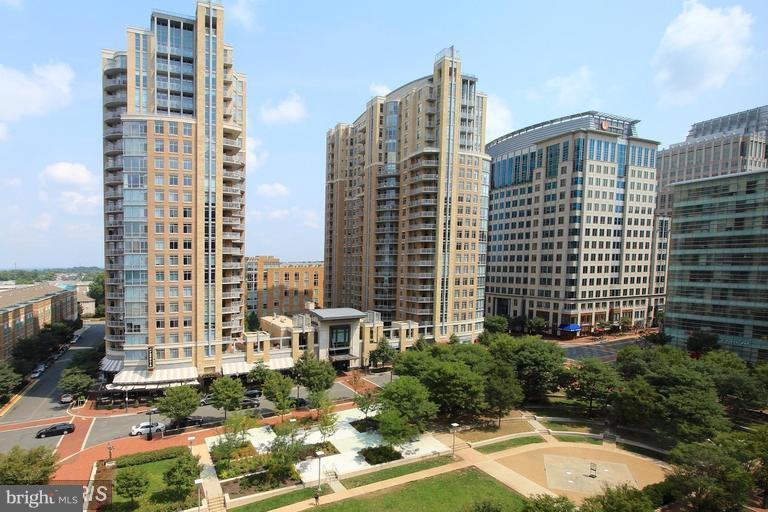 Condo across from the Town Center Park. - 11990 MARKET ST #405, RESTON