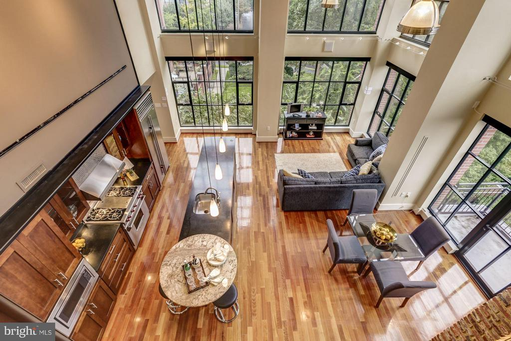 Stunning views inside and out - 1600 CLARENDON BLVD #W301, ARLINGTON