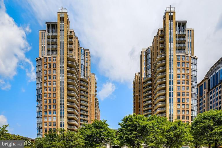Midtown Condo view - 11990 MARKET ST #405, RESTON