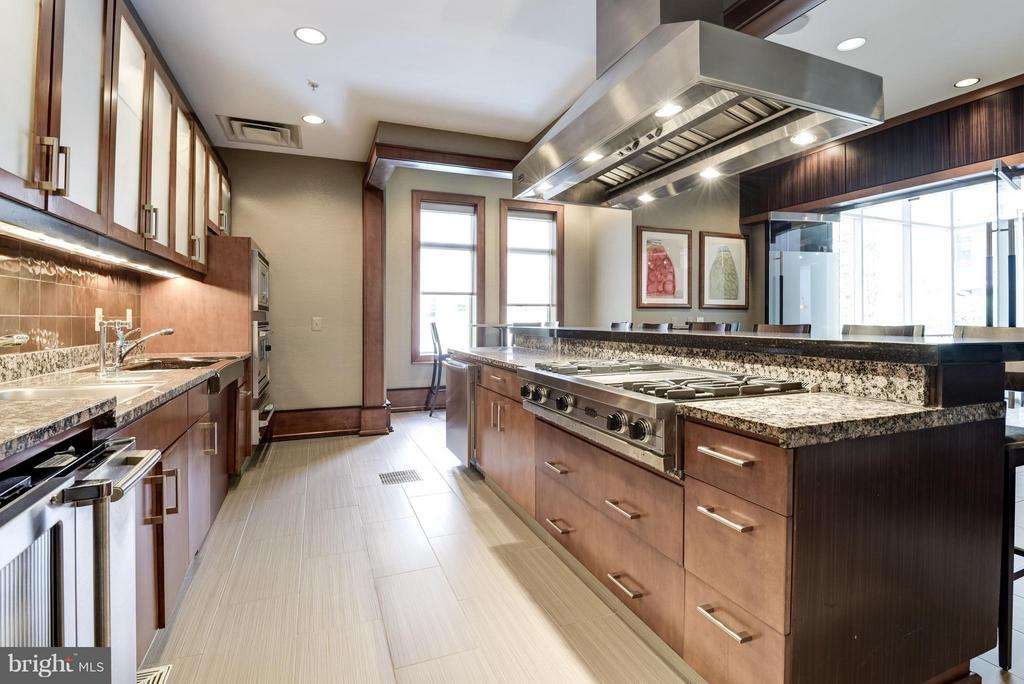 Community kitchen - 11990 MARKET ST #405, RESTON