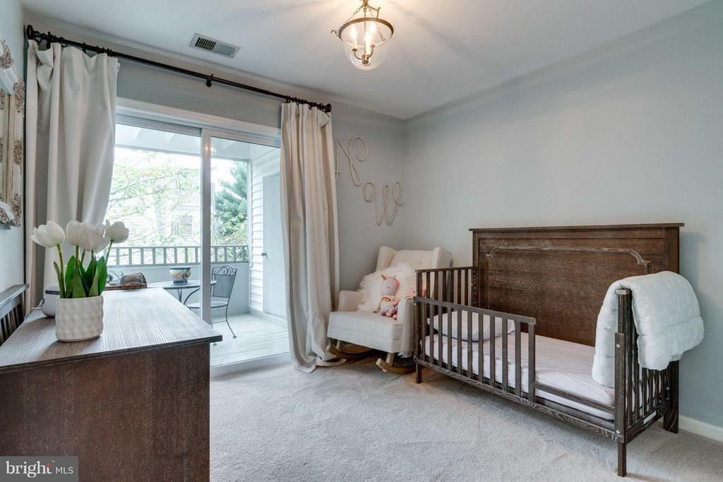Bedroom - 7705 LAFAYETTE FOREST DR #23, ANNANDALE