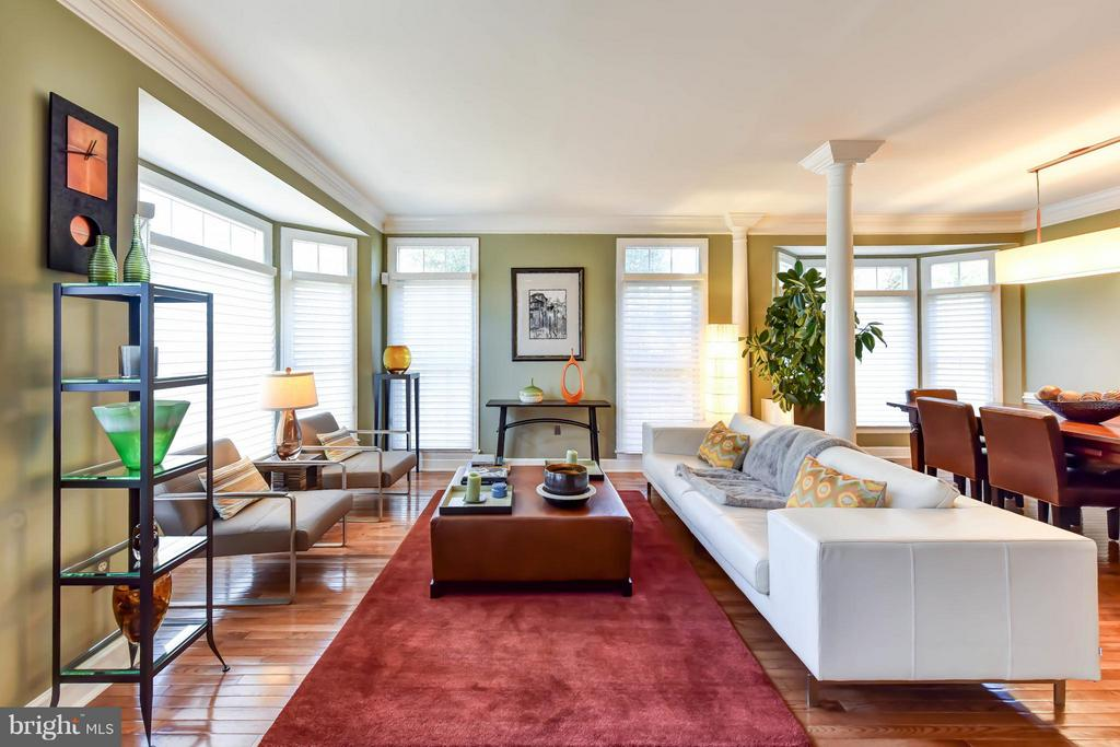 Living Room - 505 THOMAS ST N, ARLINGTON