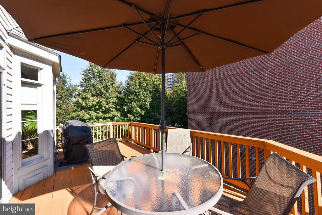 Perfect for grilling! - 505 THOMAS ST N, ARLINGTON