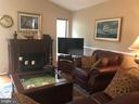 Family Room - 5415 MASSER LN, FAIRFAX