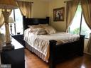 Bedroom - 5415 MASSER LN, FAIRFAX
