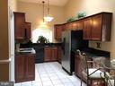 Kitchen - 5415 MASSER LN, FAIRFAX