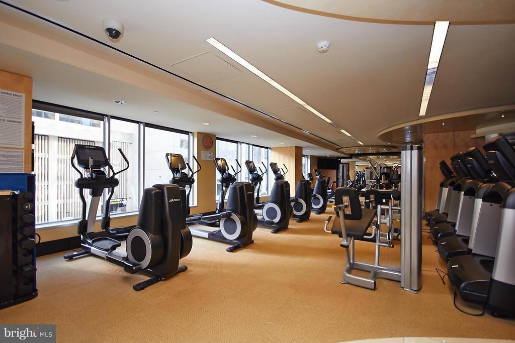 Exercise Room - 1111 19TH ST N #1503, ARLINGTON