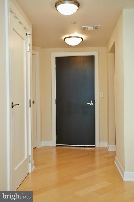 Unit Entry - Hallway - 1111 19TH ST N #1503, ARLINGTON