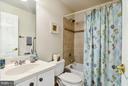 Hall Bath - 3321 LADY CATHERINE CIR, TRIANGLE